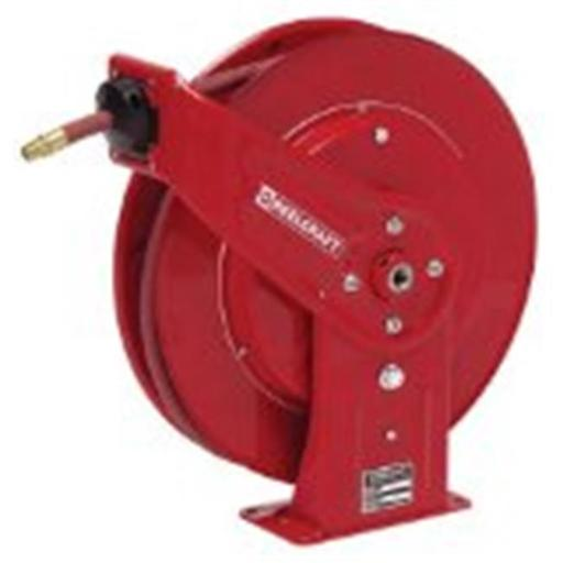 50 X 50Ft, 300 Psi, Air-Water With Hose, .50 in. X 50Ft, 300 Psi, Air - Water Hose Reel With Hose