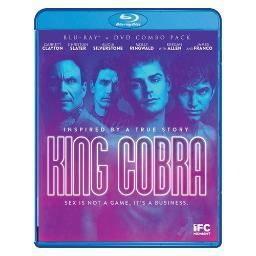 King cobra (blu ray/dvd combo) (2discs/ws/16x9) BRSF17332