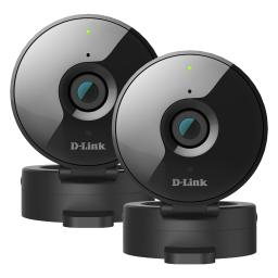 2-Pack D-Link Wireless-N Network Surveillance 720P Home Internet Camera DCS-936L