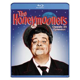 Honeymooners-classic 39 episodes (blu-ray/5 discs) BR7913516