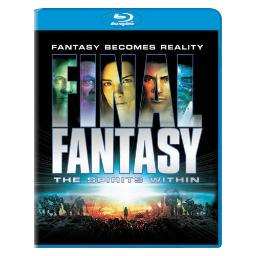 Final fantasy-spirits within (blu ray w/ultraviolet) BR48218