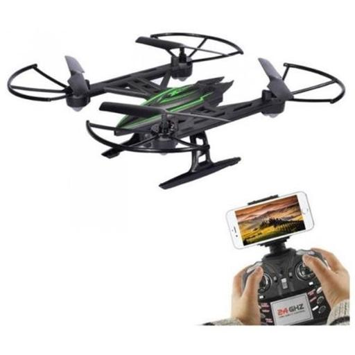 Mocrogear EC16123 XC-788 RC FPV Drone Wifi Real-Time RC Drone with HD Camera - Green