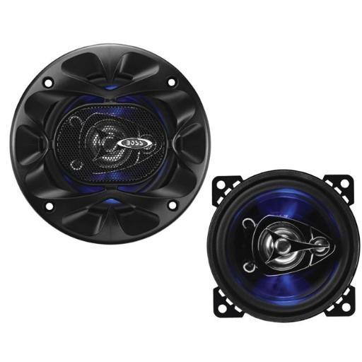 Boss Audio 4U1578 4 in. 3-Way 225 W Full Range Speaker