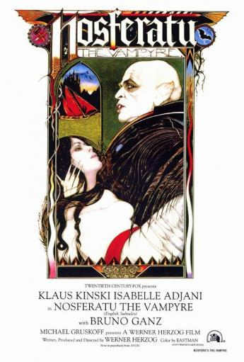 Nosferatu the Vampyre Movie Poster Print (27 x 40) QAKHLQ0NBFXISGZF
