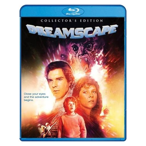 Dreamscape collectors edition (blu ray) (ws/1.85:1) 1628591