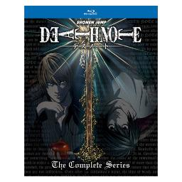 Death note-complete series (blu-ray/5 disc) BR578287