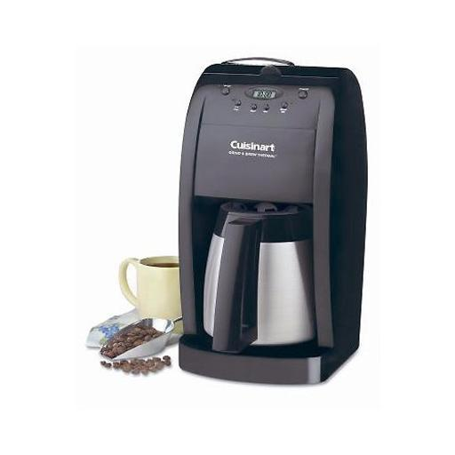 Conair-cuisinart dgb-550bk 12 cup automatic coffeemaker GRIND BREW 12 CUP BLACK
