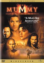 Mummy returns collectors edition (dvd) (ws-nla D21100D