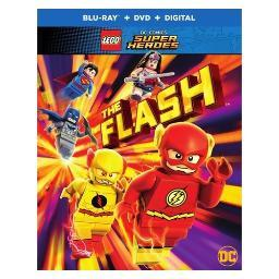 Lego dc super heroes-justice league-flash (blu-ray/dvd/digital hd) BR648001