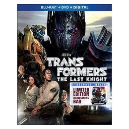 Gwp-transformers-last knight (blu ray/dvd combo) BR59190900