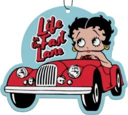 Spoontiques 10002 betty boop air freshener