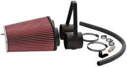 K&N Ford Bronco P/U Aircharger Performance Intake 63-1014