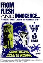 Frankenstein Created Woman Fine Art Print EVCMCDFRCRFE002LARGE