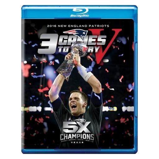3 games to glory v (blu ray) (3discs/ws) XLUN7NEKKDGXIZRV