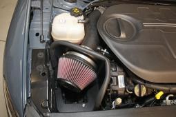 K&N 2015 Chrysler 200 V6-3.6L Aircharger Performance Intake 63-1572
