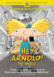 Hey arnold-movie (dvd) (ws/5.1 surr)