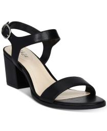 Style & Co. Womens Mollee Open Toe Casual Ankle Strap Sandals