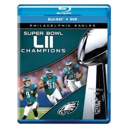 Superbowl 52 (blu ray/dvd/2018) BRNF5712