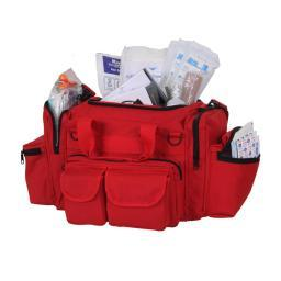 Rothco EMT Medical Trauma Kit, EMT Bag w/Over 200 First Aid Supplies