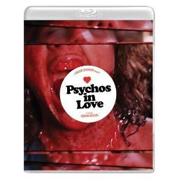 Psychos in love (blu ray/dvd combo) (ff/1.33:1/dts-hd) BRVS185