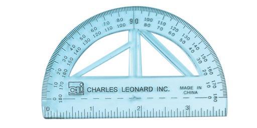 Charles Leonard, Inc. Protractor, 4