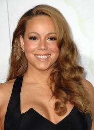 Mariah Carey At Arrivals For Afi Fest 2009 Screening Of Precious: Based On The Novel Push By Sapphire Print EVC0901NVADX151H