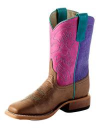 anderson-bean-western-boots-girls-kids-roper-bone-mad-dog-pink-k7903-38ad3f0ca85c8338