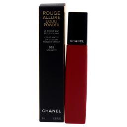 Rouge Allure Liquid Powder - 958 Volupte By Chanel For Women - 0.3 Oz Lipstick