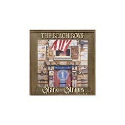Beach boys & friends stars & stripes compact discs