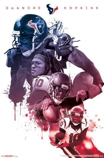 Houston Texans - DeAndre Hopkins Poster Print TBGPEY3MK9GT0E41