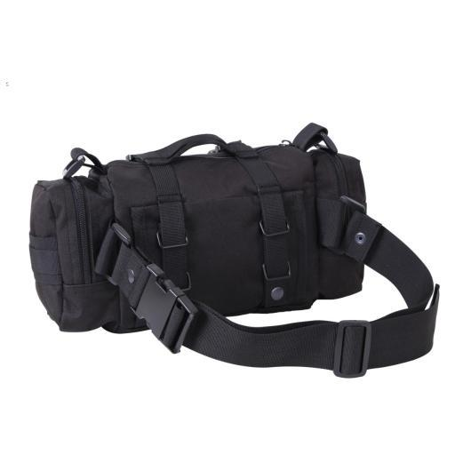 Rothco Tactical 4 D-Ring Molle Compatible Convertipack with Strap