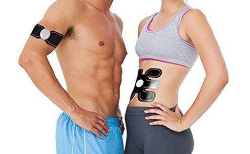Muscle Stimulator For Intense Work Out Body Fit Training Gear