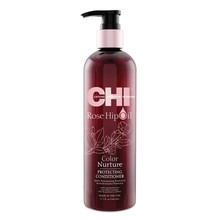 CHI Rose Hip Oil Color Nuture Protecting Conditioner 11.5oz D123C768B4A6B2E4