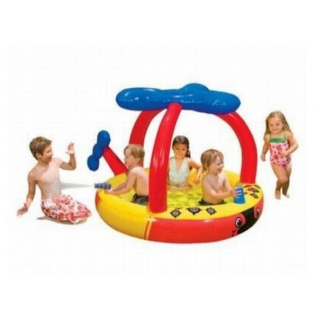 Banzai rescue Adventure Copter Pool Toy