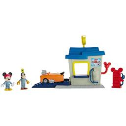 Fisher-Price Disney Mickey & the Roadster Racers, Roadster Ready Pit Stop Playset