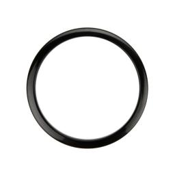 "Bass Drum O's Bass Drum Port""O"" 4 in. Black"