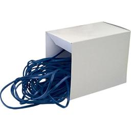 Alliance 07818 Rubberband Large 55 Gallon 17-Inch 50/BX Blue