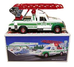 Hess 1994 Rescue Truck