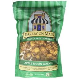 Bakery on Main Granola Gluten Free Apple Raisin Walnut, 12 oz