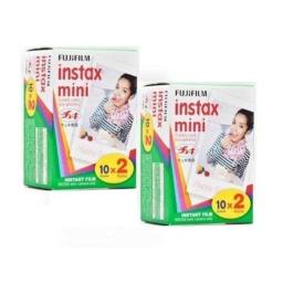 Two Fujifilm Instax Mini Twin Packs, Outdated, 40 Shots Special