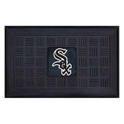 FANMATS MLB Chicago White Sox Vinyl Door Mat