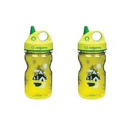 Kids Grip-n-Gulp - Green Trail Set of 2