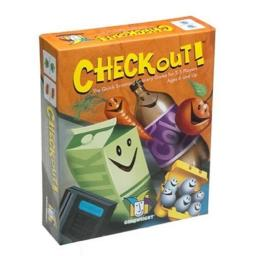 Check Out! Quick Scanning Grocery Game