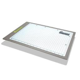 Cutterpillar Glow Premium LED Light Board Tablet for Drafting, Drawing, Tracing, and Crafts