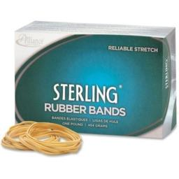 ALL24185 - Ergonomically Correct Boxed Rubber Bands by Alliance Rubber