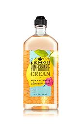 Bath & Body Works Lemon Pomegranate Cream Shower Gel 10 oz