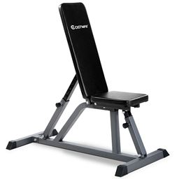 Weight Workout Adjustable Folding Sit up Incline Bench