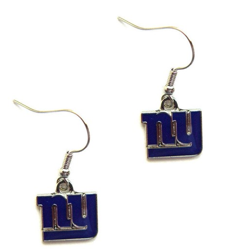 NFL New York Giants Logo Dangle Earring Set Charm Gift
