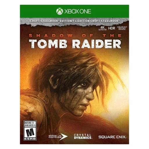Shadow of the tomb raider croft edition nla