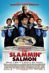 The Slammin' Salmon Movie Poster (11 x 17) MOVEB66050